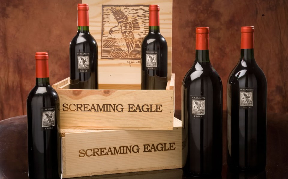 Screaming Eagle Cabernet Sauvignon