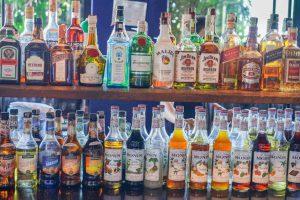 Types of Liquor